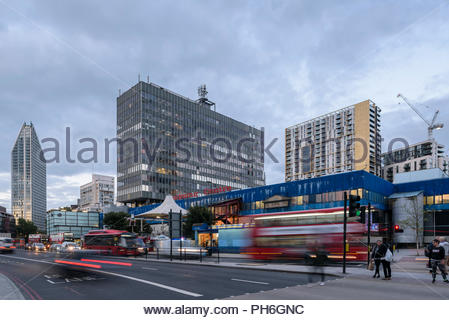 Elephant and Castle - Stock Image