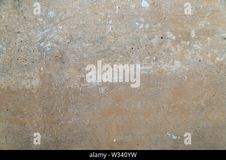 Texture of gray color cement wall for the background - Stock Image