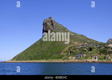 The Sentinel, Hout Bay, Western Cape Province, South Africa. - Stock Image