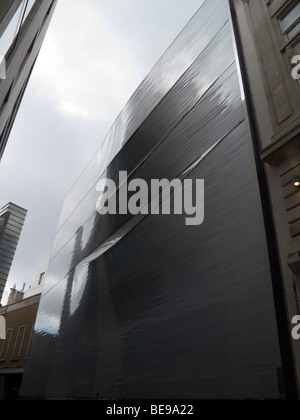 New office building in Ramillies Street London England - Stock Image