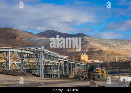 Quarry, Arizona USA - Stock Image