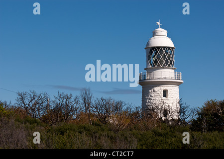 Cape Naturaliste lighthouse, Western Australia - Stock Image