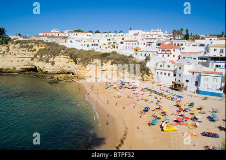 Carveiro Resort, Beach,  Algarve, Portugal - Stock Image