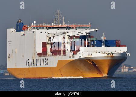 Grande Angola - Stock Image