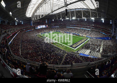 Glendale, AZ, USA. 30th Dec, 2017. A wide angle view of the field during the Playstation Fiesta Bowl college NCAA - Stock Image
