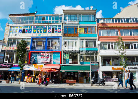 Halitaga caddesi, Kadikoy, Istanbul, Turkey, Asian side, - Stock Image