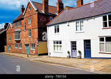 Marygate, York, England - Stock Image