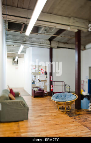Office Waiting Area - Stock Image