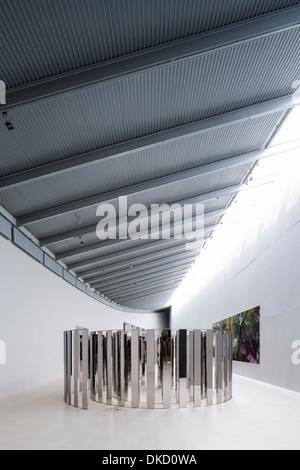 The Art Axis at the Arken Museum of Modern Art, Copenhagen - Stock Image