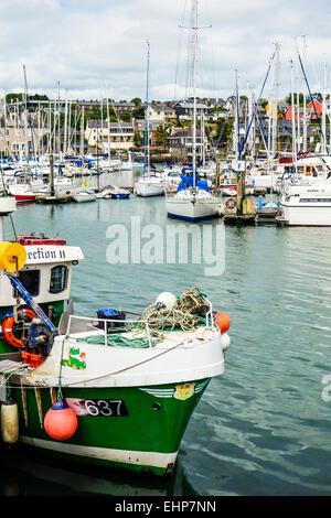 Kinsale harbour, Ireland. - Stock Image