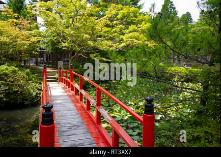 Mount Koya, Wakayama Prefecture, Japan. - Stock Image