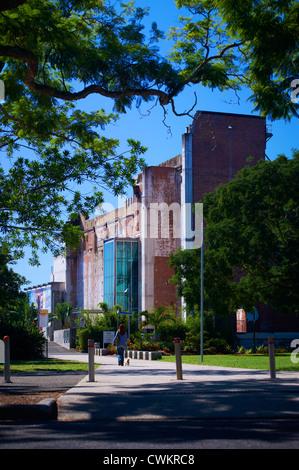 Brisbane Powerhouse Arts Centre, Queensland Australia - Stock Image