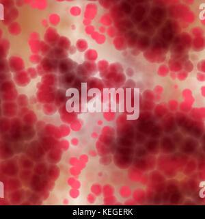 organic cells - Stock Image
