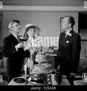Some Will, Some Won't (1970)  Leslie Phillips,  Barbara Murray, Dennis Price,      Date: 1970 - Stock Image