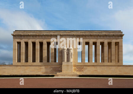 The Château-Thierry American Monument - Stock Image