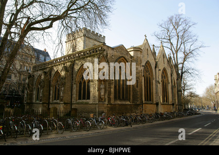 St Giles Church, St Giles, Oxford City, Oxfordshire, UK. - Stock Image