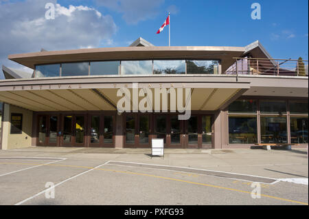 Festival Theatre at the Stratford Festival in Stratford, Ontario, Canada. - Stock Image