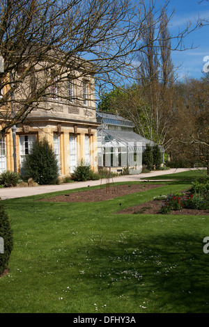 Oxford Botanical Gardens, Oxford University, Oxford, Oxfordshire, UK - Stock Image