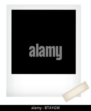 Photo Frame Templates - Stock Image