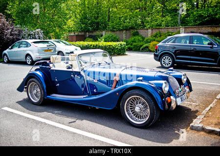 Morgan Roadster Sports Car - Stock Image