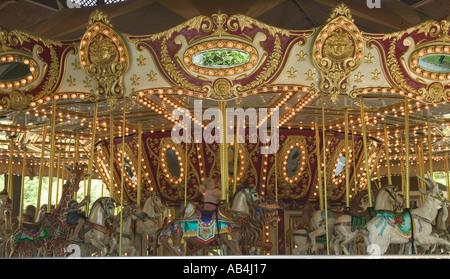 Carousel - Stock Image