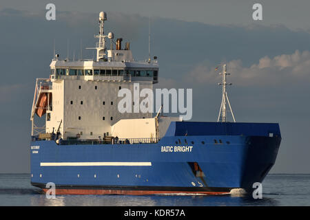 Baltic Bright - Stock Image