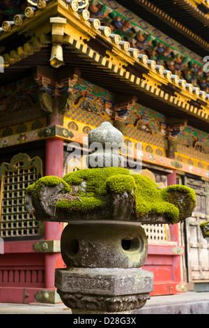 Toshogu shrine Nikko Japan - Stock Image