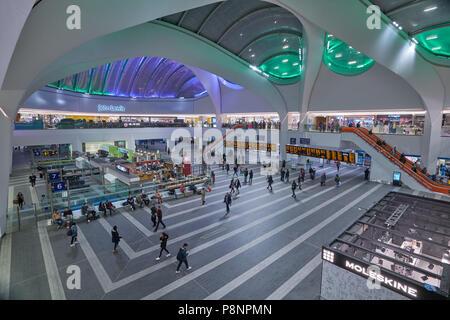 birmingham new street station - Stock Image