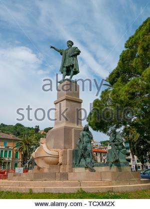 Rapallo - Stock Image
