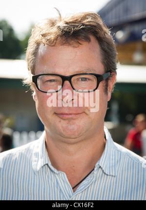 Hugh Fearnley Whittingstall - Stock Image