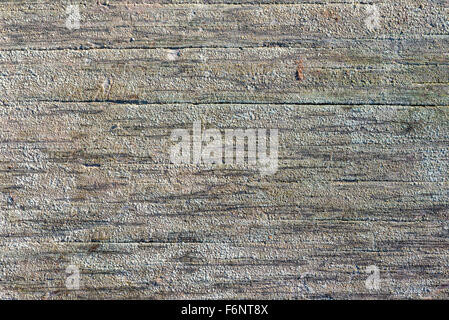 Closeup of old wood surface details - Stock Image