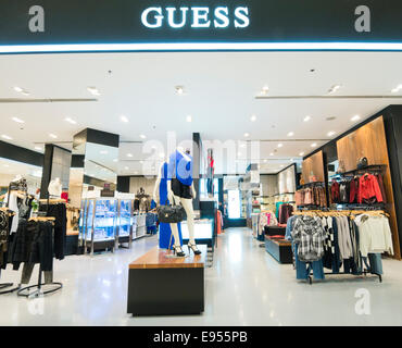 Guess - Stock Image