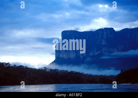 Devil's Canyon, Canaima National Park, Venezuela - Stock Image