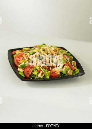 Chicken Ensalada - Stock Image