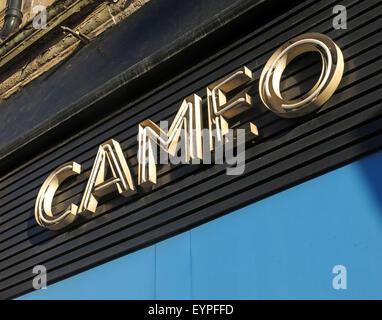 Cameo Cinema Club Edinburgh,Scotland - Stock Image