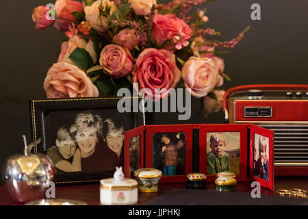 *** EMBARGOED to 00:01 BST, FRIDAY, 21 JULY 2017 *** Pictured: To mark the 20th anniversary of the death of Diana, - Stock Image
