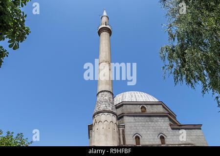 16th century Gazi Mehmet Pasha mosque Old town Prizren Kosova - Stock Image