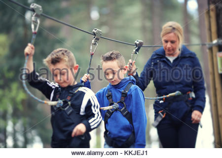 outdoor activities - Stock Image