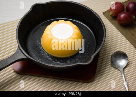 Food jelly - Stock Image