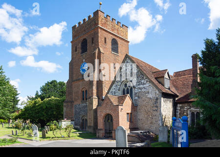 St Mary's Church, St Mary's Road, Langley, Berkshire, England, United Kingdom - Stock Image
