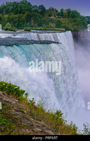 American Niagara Falls - Stock Image