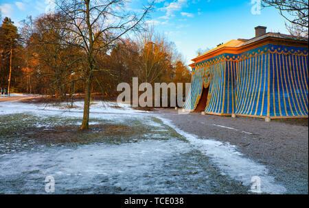 Hagaparken Stockholm - Stock Image