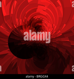 Abstract 3d Background - Stock Image