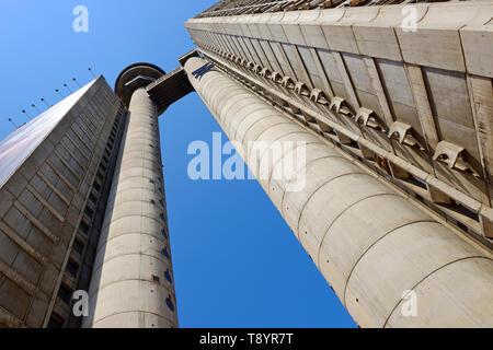 Genex Tower, Belgrade, Serbia - Stock Image