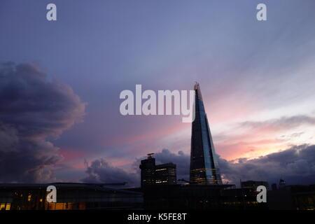 The Shard London UK - Stock Image