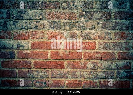 Brick wall. - Stock Image