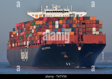 Basle Express - Stock Image