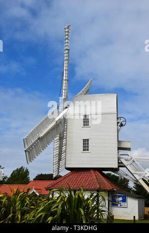 Thorpeness Windmill, Thorpeness, Suffolk, England, UK - Stock Image