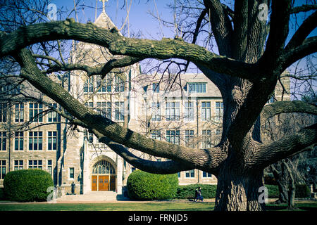 Georgetown University - Stock Image