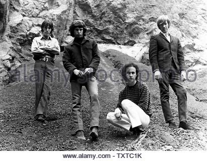 The Doors. Credit: 385552_Globe Photos/MediaPunch - Stock Image